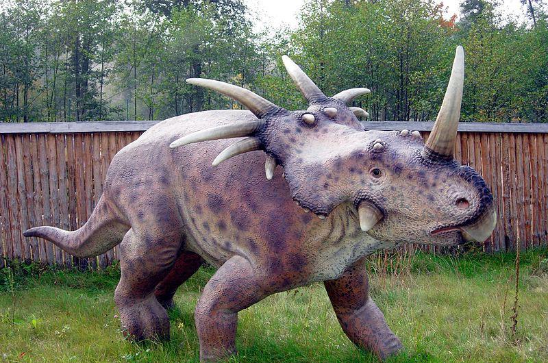 Dinosaur Profile: Styracosaurus