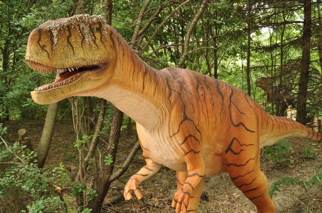 Dinosaur Profile: Rugops