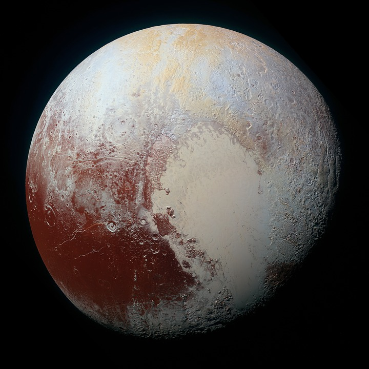 Pluto: Planet Nine