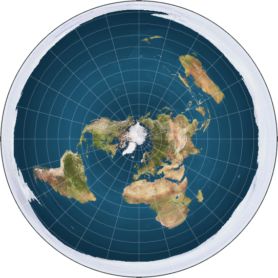 Is the Earth….Flat?